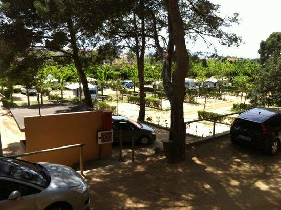 Camping Rifort: plenty shade