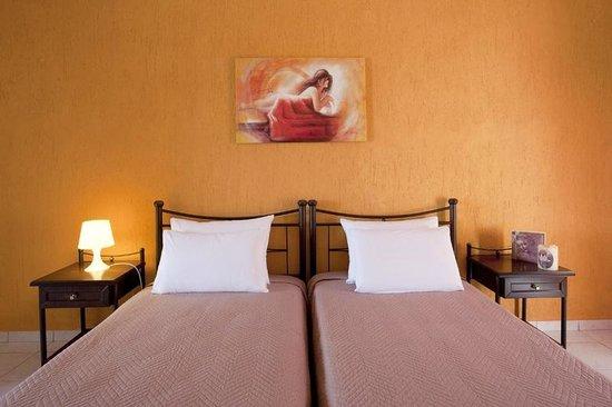Villa Danezis: Twin Room