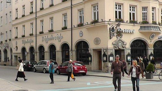 Weisses Brauhaus 1 Picture Of Schneider Brauhaus Berg Am Laim Munich Tripadvisor