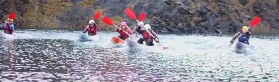 Ballyhass Lakes Activity Centre & Fishing : Cannoeing
