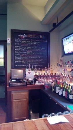 Mingle: Bar Side