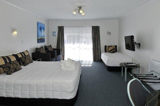 ASURE Palm Court Rotorua: Twin Studio Suite 4
