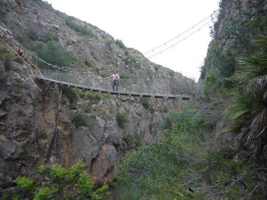 La Casa Serena: Ruta de los puentes