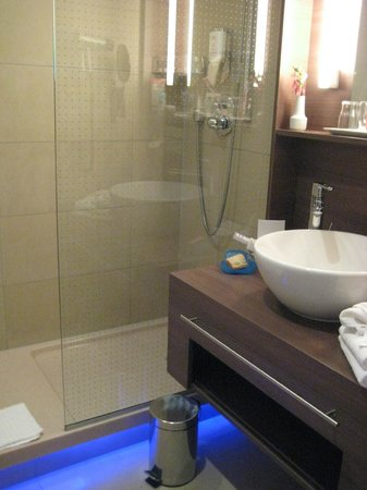 Mercure Wien City: bagno camera privilege 705