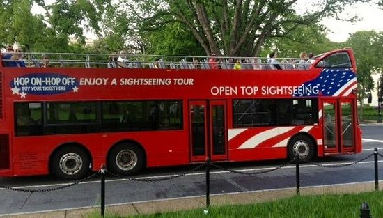 Big bus tours coupons washington dc