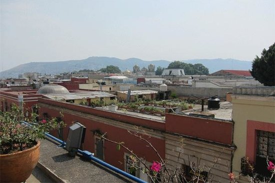 Hotel Casa Antigua : View from Rooftop Deck
