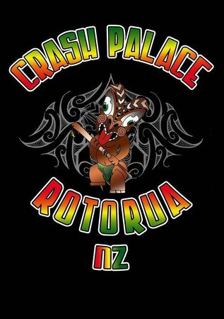 Crash Palace: Logo May 2013