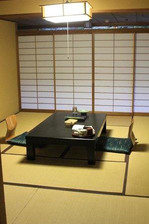 Hakone Pax Yoshino : chambre le jour