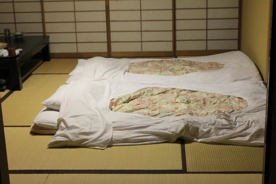 Hakone Pax Yoshino : chambre la nuit