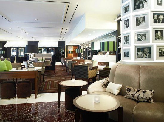 Sheraton on the Park, Sydney: The Gallery Tea Lounge