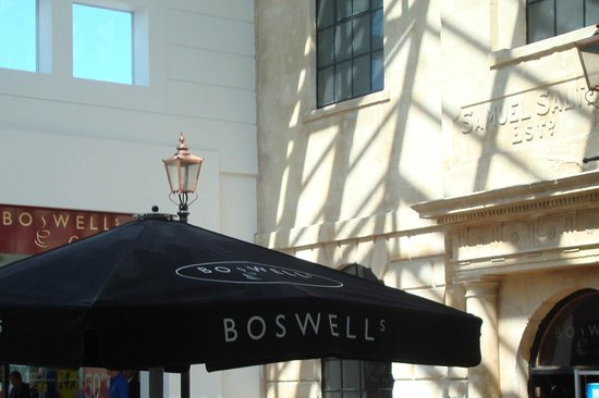 Boswells cafe