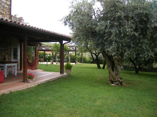 Casale Giancesare : Garten