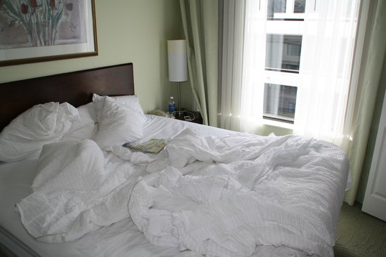 SpringHill Suites Seattle Downtown/South Lake Union: Bed