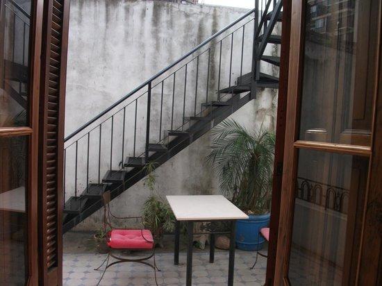 La Antigua Casa de Brigit: Terrace