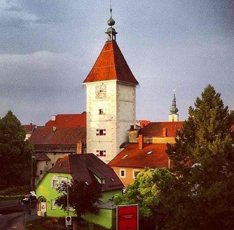 Wels, Österreich: Ledererturm