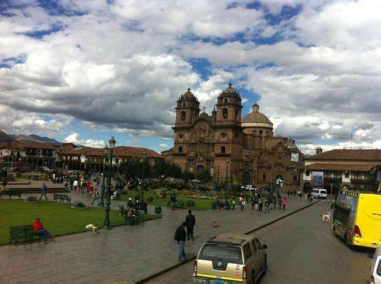 Plaza de Armas Cusco Hotel : Cusco