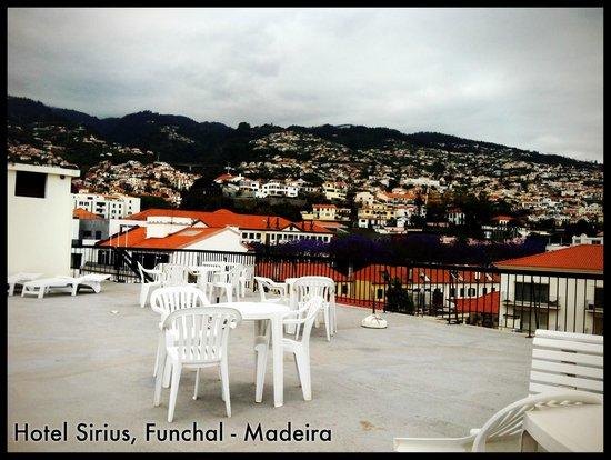 Hotel Sirius: Roof top