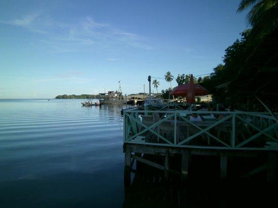 Agnes Lodge: Munda Waterfront