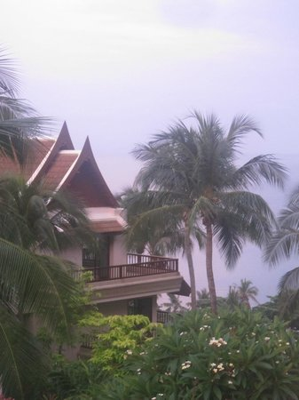 Novotel Phuket Resort: Accommodation building overlooking Andaman Sea