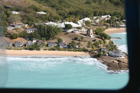 Antigua nudist resort seems