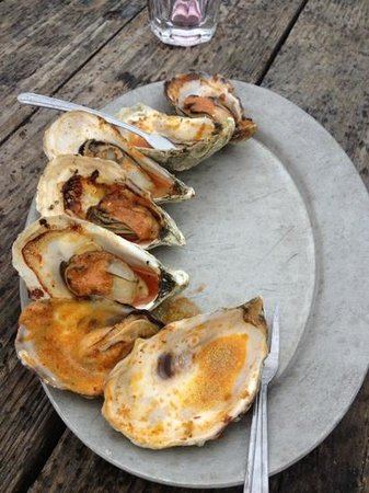 Hog Island Oyster Company: Add a caption