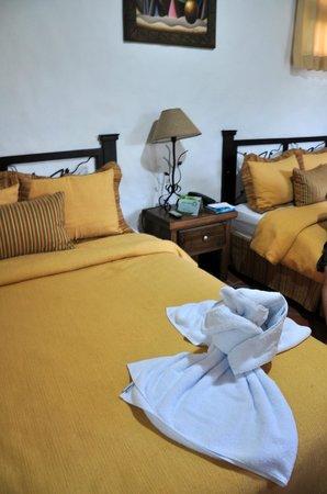 Casa Luna Hotel & Spa: Our room