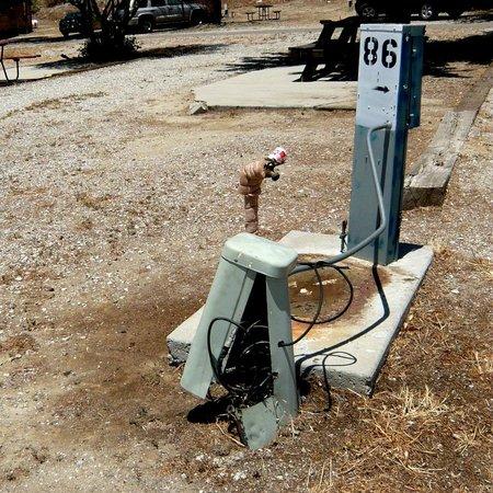 Pyramid Lake RV Resort : Power problems abound