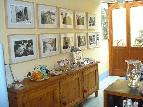 B&B Capannetti's kitchen