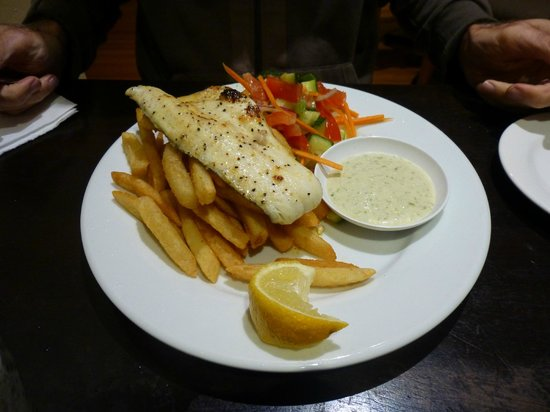 Penneshaw Pub Pty Ltd : Local fish