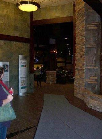 Treasure Chest Bingo Centre: Main entrance