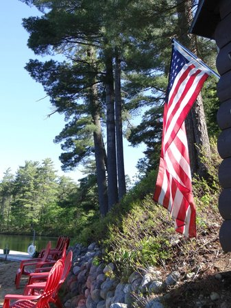 White Lake Lodges: Memorial Day 2013