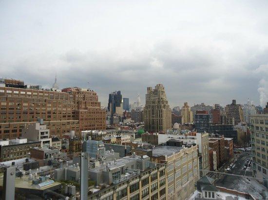 Gansevoort Meatpacking NYC: Rooftop