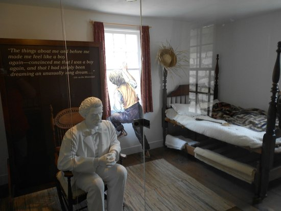 Mark Twain Boyhood Home and Museum: boyhood home