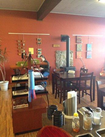 Mountain Loop Books and Coffee: Coffee House