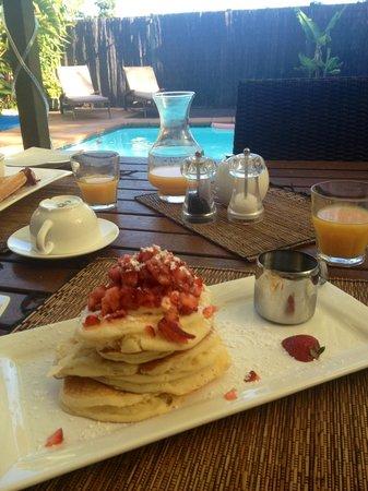 Tantarra Bed & Breakfast: Yummy breakfast