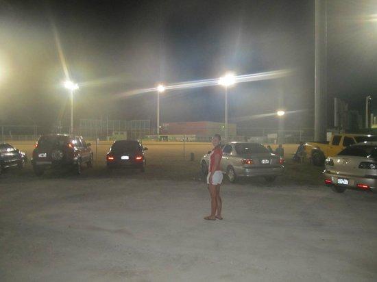 Hotel Sun Palace : бейсбол