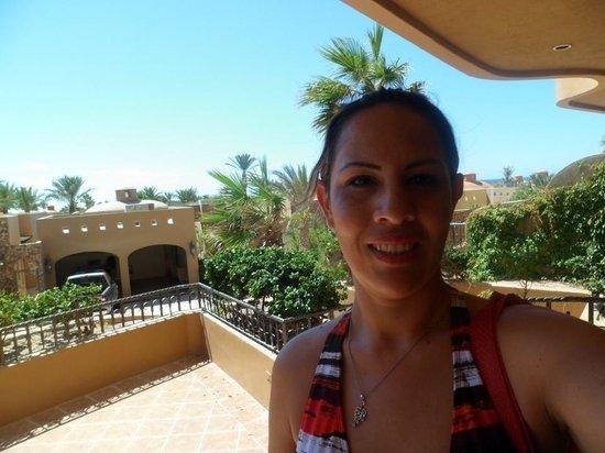 Bella Sirena: Vista desde el condominio