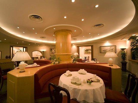 Hotel Nikko Princess Kyoto: 中国料理 翡翠苑/Chinese restaurant Hisuien