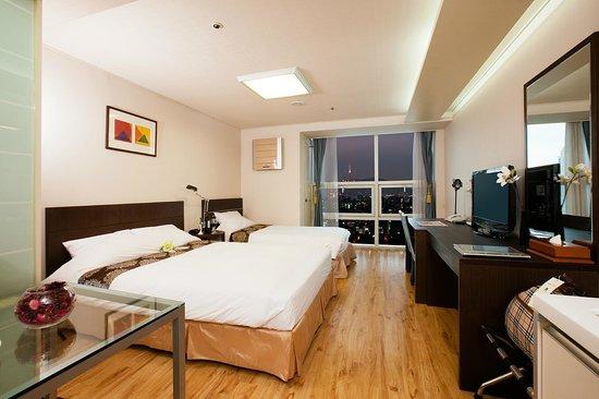 Gangnam Family Hotel: Twin room_Gagnam Serviced Residences