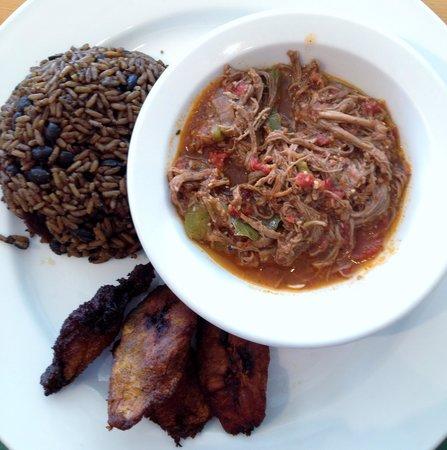 Laura's Cuban: Rope Vieja