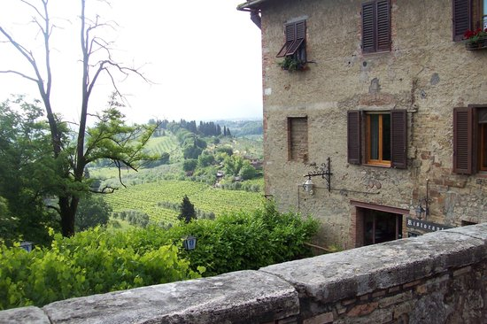 Guido's Tours - Wine Tours in Tuscany: San Gimignano