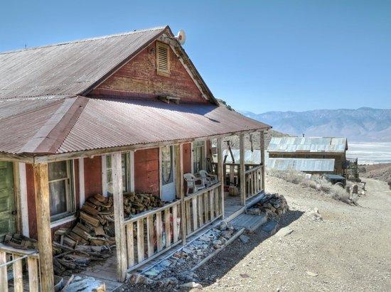 Keeler, קליפורניה: Cerro Gordo Ghost Town Inyo Ca - pans4au