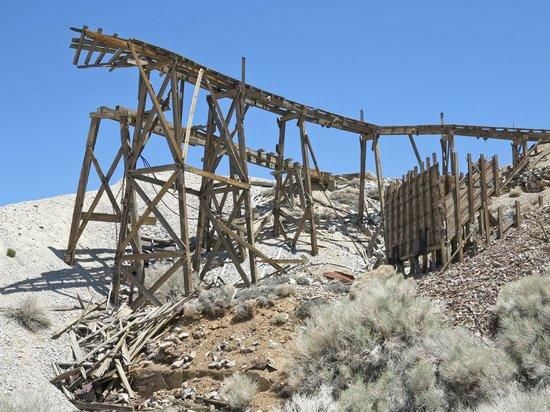 Cerro Gordo Mines: Cerro Gordo Ghost Town Inyo Ca - pans4au