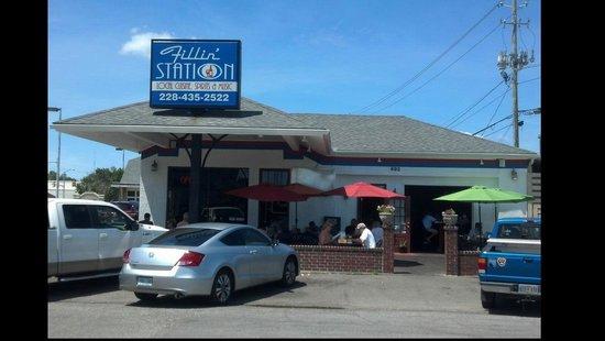 Ole Biloxi Fillin Station: Fillin Station, Biloxi, MS
