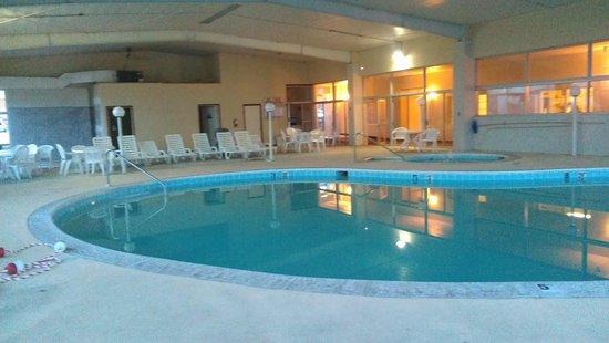 Motel 6 Dodge City : Indoor pool