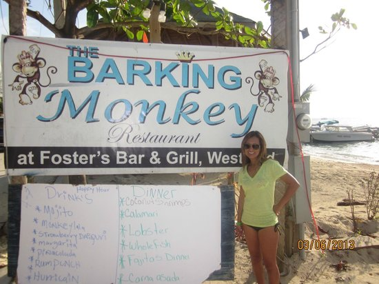 Foster's West End Bar & Grill : Foster's / Barking Monkey
