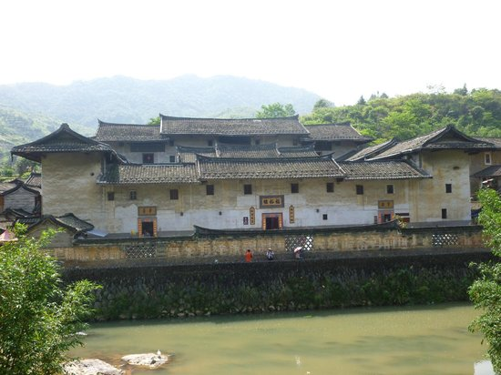 Tulou Fuyulou Changdi Inn: Overview of Fuyulou