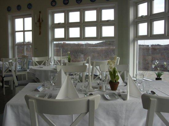 Hotel Grimsborgir: Restaurant/Dining Area