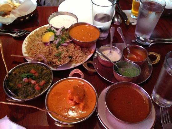 Tualatin Indian Food