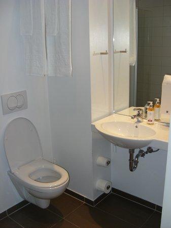 CenterHotel Plaza: Bathroom